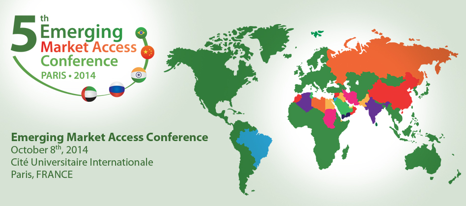 Emerging Market Access Conference – October 8th 2014