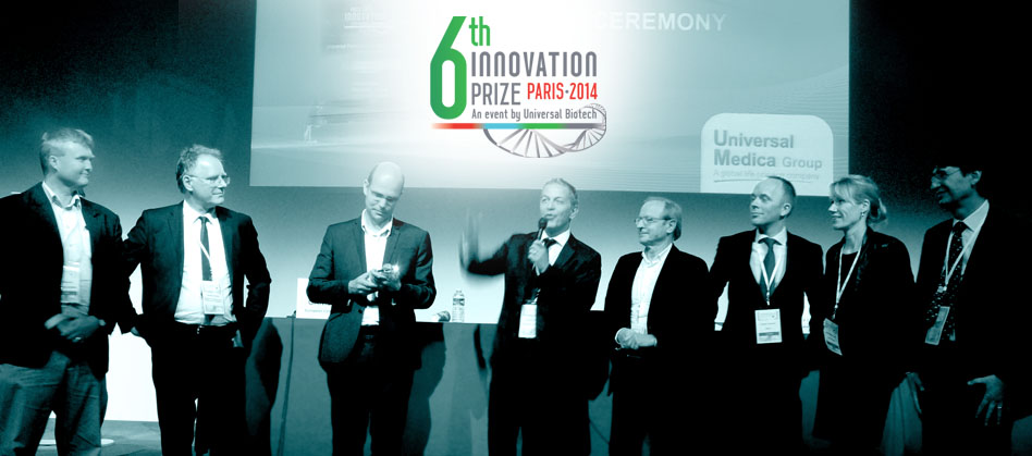 6th Innovation Prize – Call for Proposal from February 3rd to April 19th 2014