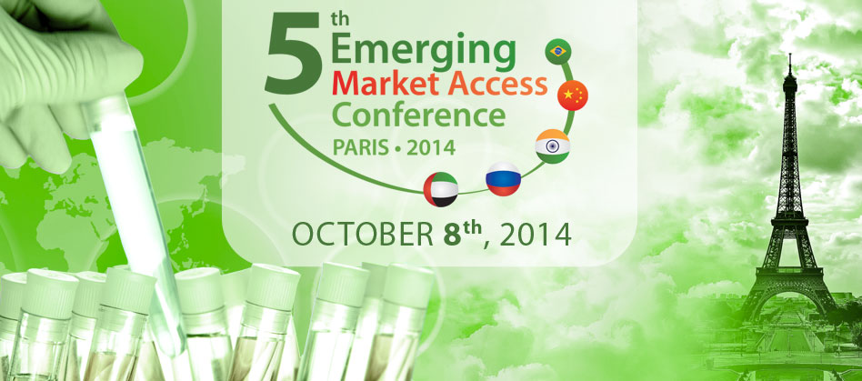 Emerging Market Access 2014 – Preliminary program – October 8th