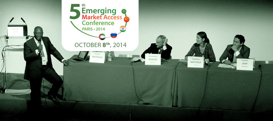 Emerging Market Access 2014 Speakers