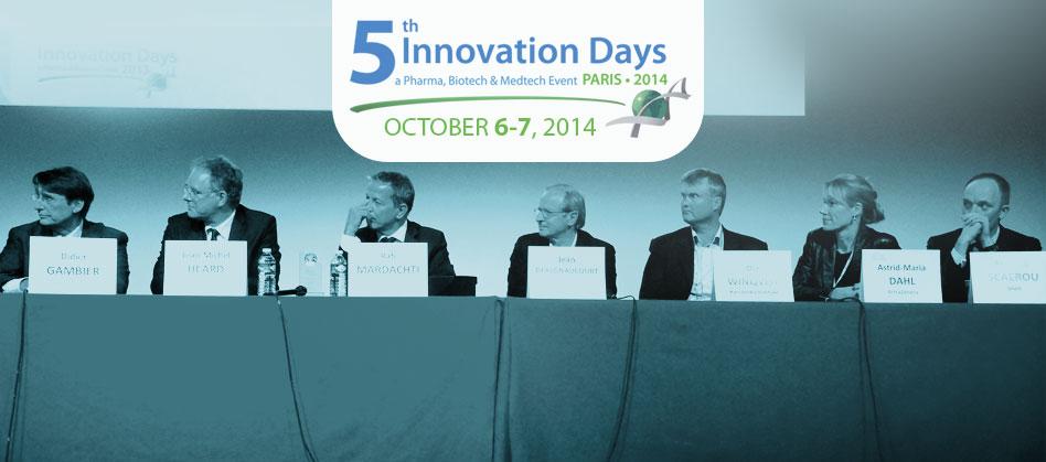 Innovation Days 2014 Speakers
