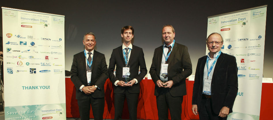 Presentation of the Innovation Prize 2014 laureates