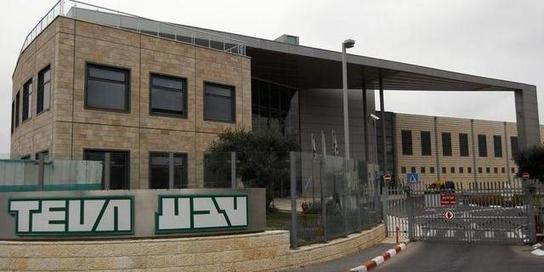 Teva to buy U.S. drug developer Auspex Pharma for $3.5 billion