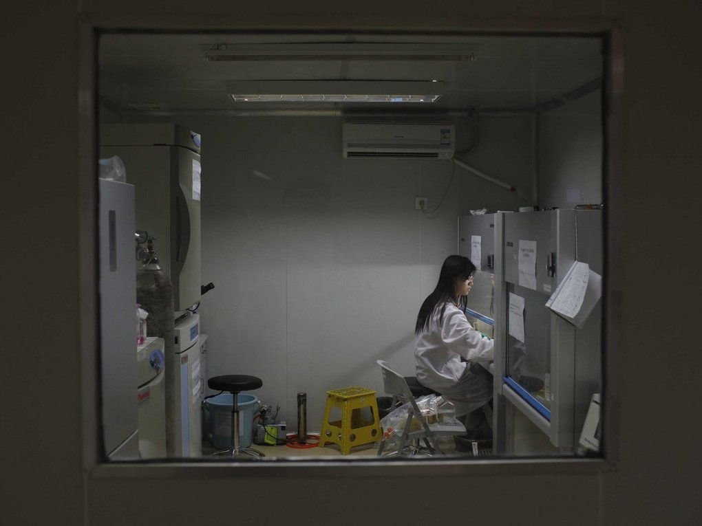 China is quickly gaining a competitive edge in biotech